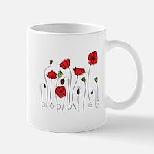 Poppies Mug