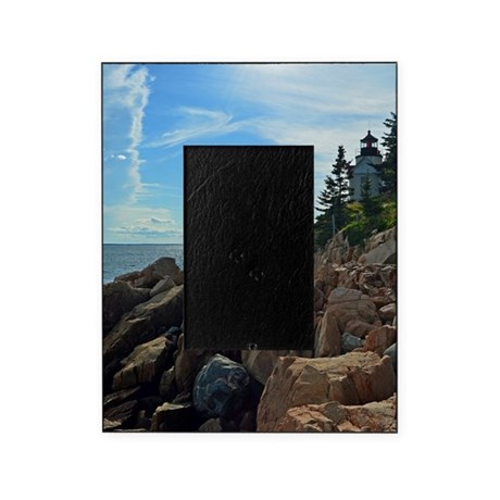 Bass Harbor lighthouse Picture Frame