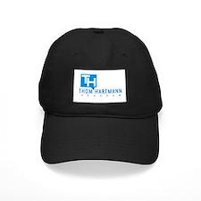 Thom Hartmann Logo Baseball Hat