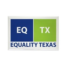 Equality Texas Rectangle Magnet (10 pack