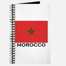 Morocco Flag Stuff Journal