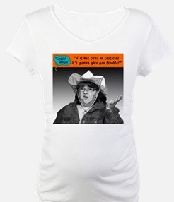 If it has tires or testicles... Shirt