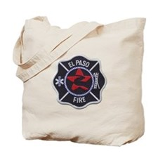 El Paso Fire Tote Bag