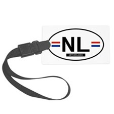 NETHERLANDS.png Luggage Tag