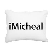 iMicheal Rectangular Canvas Pillow