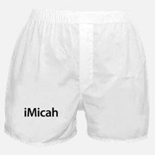 iMicah Boxer Shorts