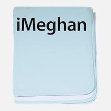 iMeghan baby blanket