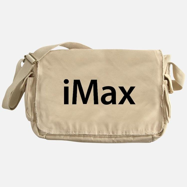 iMax Messenger Bag