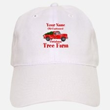 Custom Tree Farm Baseball Baseball Cap