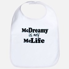 McDreamy is My McLife Bib