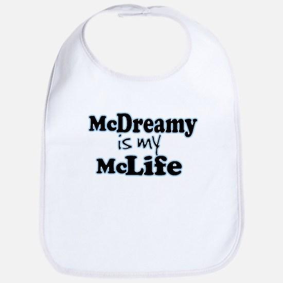 McDreamy is My McLife Bib