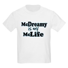 McDreamy is My McLife Kids T-Shirt