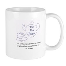 Lewis with logo Mugs