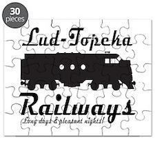 Lud-Topeka Railways Puzzle