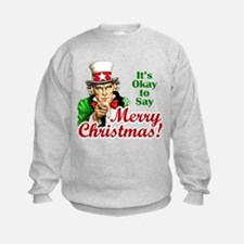 Cute Merry christmas Sweatshirt
