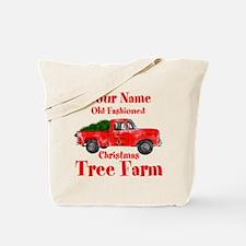 Custom Tree Farm Tote Bag
