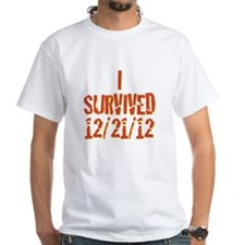I SURVIVED 12/21/12 Shirt