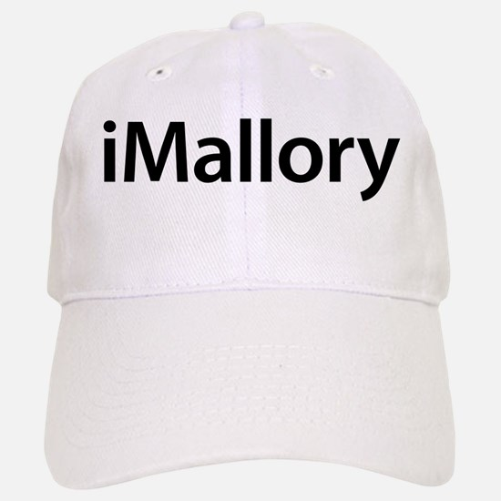 iMallory Baseball Baseball Cap