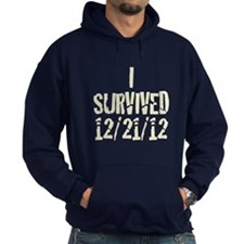 I SURVIVED 12/21/12 Hoody