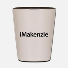 iMakenzie Shot Glass