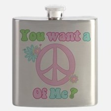 You Want A Peace of Me? Flask