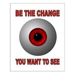 EYE CHANGE Small Poster