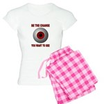 EYE CHANGE Women's Light Pajamas