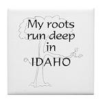 Idaho Roots Tile Coaster