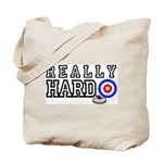 Really-Hard3.jpg Tote Bag