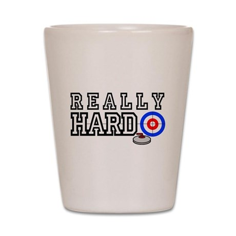 Really-Hard3.jpg Shot Glass