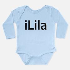 iLila Long Sleeve Infant Bodysuit