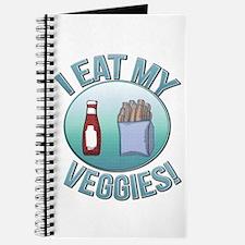 I Eat My Veggies cp.png Journal