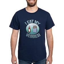 I Eat My Veggies cp.png T-Shirt