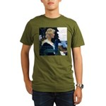 kind of person that keeps a parrot Organic Men's T