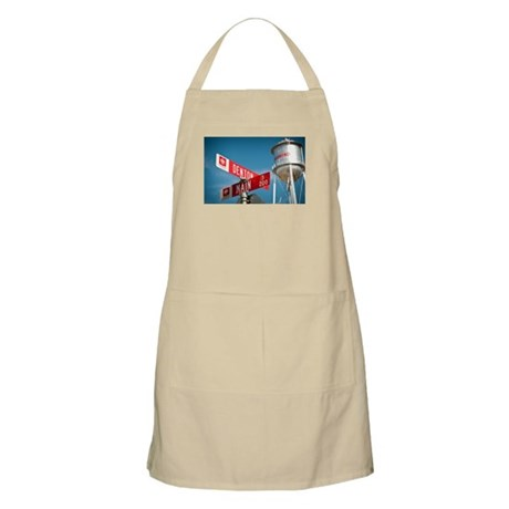 Bremond Texas Water Tower Apron