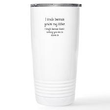 Cute Sister Travel Mug