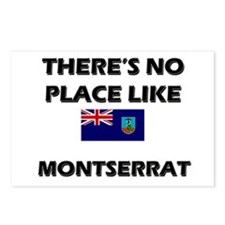 There Is No Place Like Montserrat Postcards (Packa