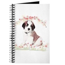Saint Bernard Flowers Journal