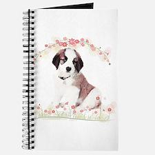 Saint Bernard Flowers Journal