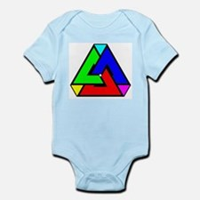 Color Valknut Infant Bodysuit