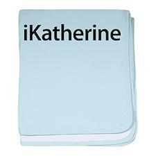 iKatherine baby blanket