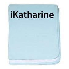 iKatharine baby blanket