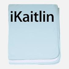 iKaitlin baby blanket