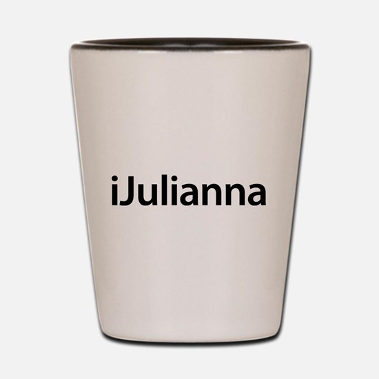 iJulianna Shot Glass