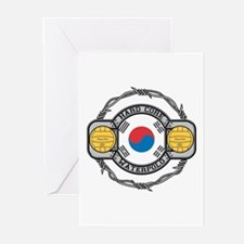 Korean Water Polo Greeting Cards (Pk of 10)