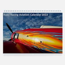 Ruby Aviation Wall Calendar 2013 v2