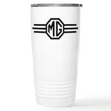 Winged MG Logo Travel Mug