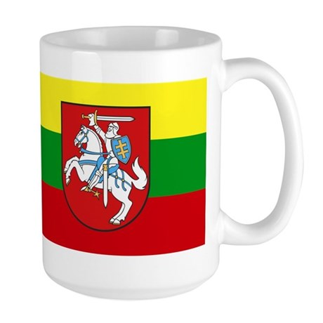 f1368_lithuania Mugs