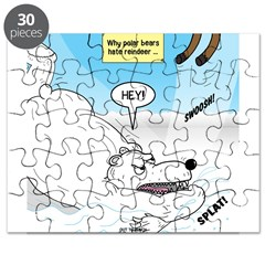 Polar Bears and Reindeer Puzzle