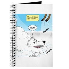 Polar Bears and Reindeer Journal